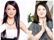 5位胖得不像话的女星,这前后的照片对比,简直不可思议
