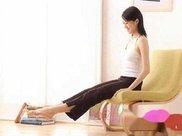 简单居家局部减肥操,轻松瘦大腿,瘦小腿