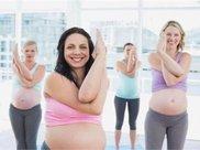 孕妇要顺产 这些瑜伽要多练