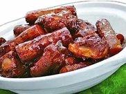 美食推荐:带皮山药烧猪排,番茄炒土豆片,粉蒸排骨的做法
