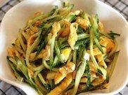 精选美食推荐:鲜虾瘦肉粥,鸡蛋拌黄瓜,宫廷老豆腐