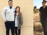 300斤胖哥励志减肥,10个月减掉100斤,化身为肌肉猛男