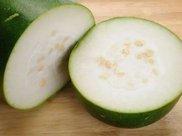 蔬菜中唯一不含脂肪的冬瓜  美容润肤减肥