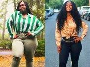 23岁重达260斤女生,减肥2年半减掉92斤,看她是怎么减肥的