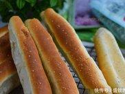 这方子做的小面包,早餐孩子能吃三个,加点它还能补钙