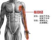 减肥重要工作,按摩心包经络
