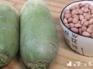 秋天要多吃萝卜,加1碗花生米,不炒不蒸不凉拌,出锅比红烧肉香