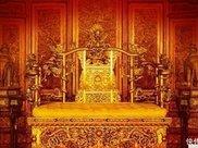 龙椅也能偷工减料 袁世凯称帝造龙椅, 中间竟然用稻草填充!