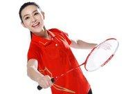 打羽毛球可以瘦哪里 打羽毛球瘦身要注意什么