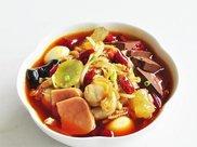 15道鲜香的水煮菜,菜汤红油亮,鲜香诱人最宜下饭