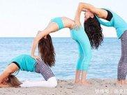 老师,瑜伽后弯动作,臀部要收紧还是放松呢看你做的哪一类后弯