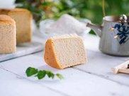 甜品烘焙教程:木糖醇荞麦戚风,有一个地方可以不加糖