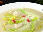 白菜炖豆腐,在全国享有盛誉,你怎么煮白菜豆腐,它好吃么