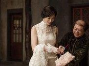穿一身雪白旗袍的女明星,陈瑶清纯、佟丽娅妩媚、林志玲优雅动人