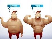 7个高效燃脂动作,每天锻炼30分钟,塑形瘦身