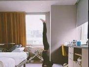 陈意涵恋爱47次,37岁产子依旧保持少女身材,每天坚持练瑜伽