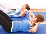 卷腹怎么呼吸?掌握卷腹正确呼吸方法,可以减肚子