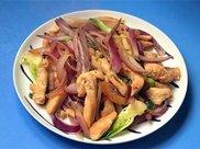 此菜不含脂肪,和鸡胸肉一起吃,减肥瘦身快,身材好显身材!