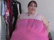 全球最胖女人:体重堪比一头小象,从不考虑过减肥,丈夫:举双手支持!