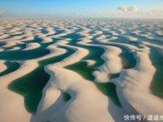 世界上最失败的沙漠:本该黄沙漫天毫无生机,却遍地湖泊鱼虾成群