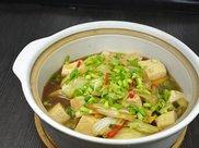 白菜炖豆腐,有人先炒菜有人直接炖?学会这招,味道贼香