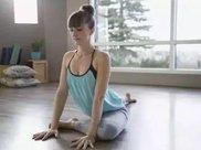 最舒服的几个瑜伽体式,超级喜欢!