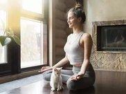 找女朋友千万不要找练瑜伽的...