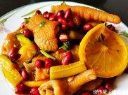 网红美食,柠檬酸辣凤爪,夏日吃超级美味,酸爽可口,香辣过瘾
