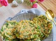 萝卜别只会生吃,试试做成萝卜饼,热量低适合减肥,出锅鲜香入味