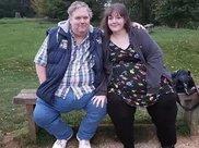 英国最胖夫妇共同减肥356斤,为了要孩子 还得接着减