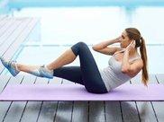 夏季瑜伽减肥的几个动作