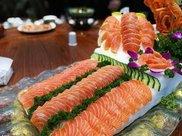 三文鱼只会吃刺身?其实它全身都是宝,这个部位格外好吃