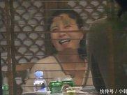 殷桃美人迟暮,与神秘人吃饭被拍,身材发福大妈相?