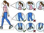 姿势不对走出O型腿,你的走路姿势对吗?减肥健身要学会正确走路