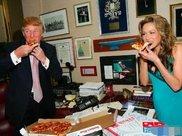 """特朗普饮食以可乐、薯条、汉堡""""垃圾""""食品为主,难道白宫保健医生不干预"""