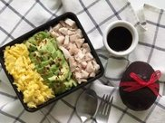 #减肥食谱打卡#5-10分钟解决早、午、晚餐