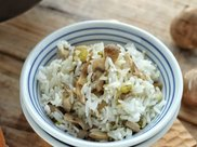 米饭这样煮,口感丰富热量低,好吃不长肉,闺蜜减肥照样吃