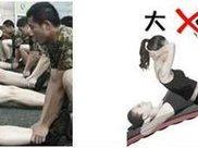 每天坚持100个仰卧起坐却没效果?正确的减腹训练应该是这样!
