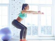 深蹲减肥的效果明显吗,教你高效瘦身的秘诀