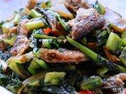 生吃的上品蔬菜不是生菜蒜蓉炒或凉拌都可以,现在知道也不晚