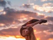8个锻炼瑜伽平衡性的体式,你能坚持多久