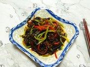 海带丝最好吃的做法,美味又减肥,我一周吃5次!