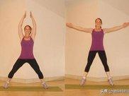 开合跳好处多多,经常做开合跳有助于减肥瘦身