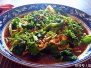 夏天多吃这种减肥生菜,做法超简单,营养不流失,每次吃都光盘
