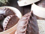 减脂减脂减脂!萝卜菜海米全麦包,减脂期也可以吃的包子