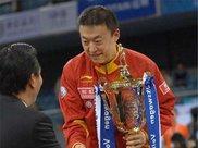 国乒教练马琳,前妻离婚为财产将他告上法庭,现任娇妻貌美如花
