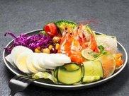 健身餐吃什么好?多出鱼肉和蔬菜,降低脂肪摄入