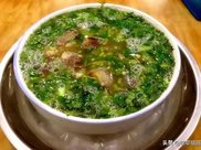 沧州特色美食——羊杂汤