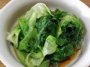 夏日每天必吃减肥菜,蚝油生菜营养丰富,鲜嫩可口、清鲜润滑