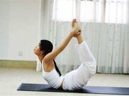 如何练瑜伽瘦身,四个最有效的减肥瑜伽